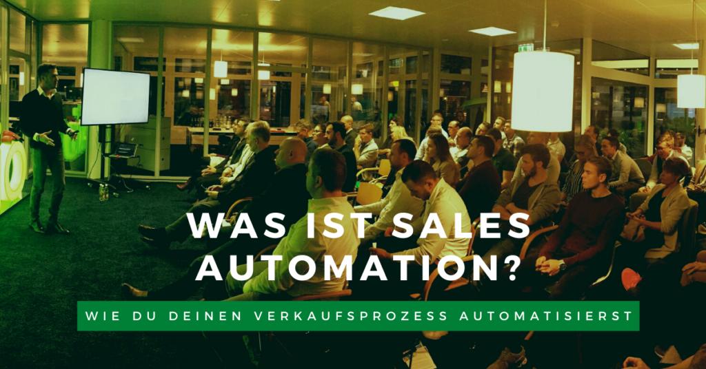 Sales Automation